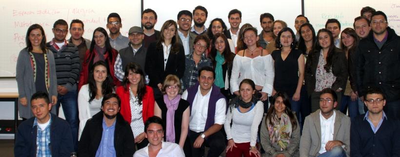 Participantes Líderes x Bogotá 2013