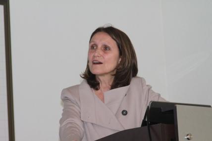 Patricia Gómez, Directora Asociación Alianza Educativa