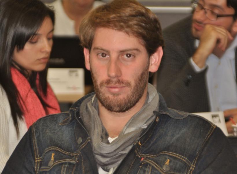 Nicolás Toro